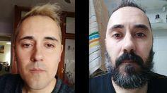 Luis from Venezuela Grows A Beard For 60 Days