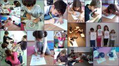 Taller de Pintar Mandalas para niños y adultos.