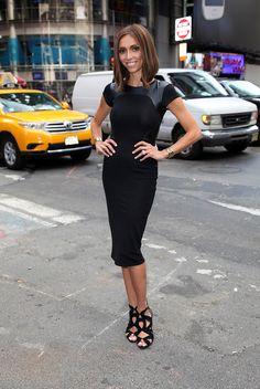 Giuliana Rancic's Secret to Wearing High Heels