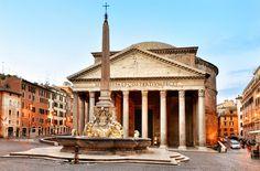 Roma - Piazza della Rotonda