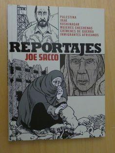 Reportajes / Joe Sacco ; traducción de Marc Viaplana
