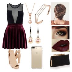 """""""Untitled #168"""" by cary-266 ❤ liked on Polyvore featuring Varley, Jimmy Choo, LE VIAN and Speck"""