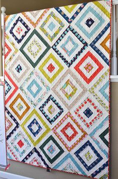 picnic basket quilt - http://www.kitchentablequilting.com/2015/11/picnic-basket-quilt.html?m=1