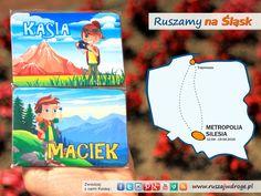 Ruszamy w Drogę... na #Śląsk! Kolejny #wyjazd przed nami.