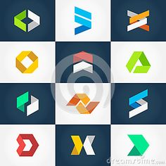 Origami Logo Collection