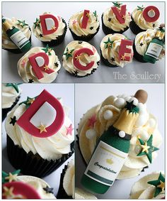 Divorce cupcakes - For a close friend of mine!
