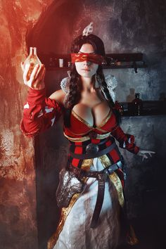 Philippa Eilhart Cosplay by elenasamko.deviantart.com on @DeviantArt