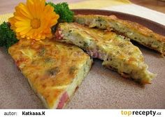 Cukeťák II recept - TopRecepty.cz Cooking Tips, Cooking Recipes, Diet Inspiration, Food 52, No Cook Meals, Food Pictures, Main Dishes, Vegan Recipes, Good Food