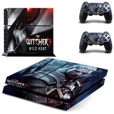 Skins PS4 - The Witcher 3: Wild Hunt