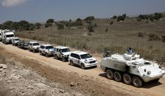 UN evacuates all troops from Golan as Syria fighting worsens. UN PEACEKEEPERS CROSS INTO ISRAEL TO GET AWAY from border-area battles between rebel groups and regime forces. . 9/15/2014 ... ... THE WORLD IS AGAINST ISRAEL, BUT THE UN KNOW THAT SAFETY IS IN ISRAEL!!!! ... What does that tell you? uugh UN NEEDS TO START PROTECTING ISRAEL !!!