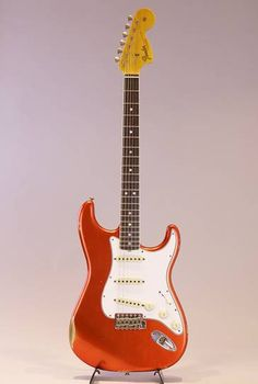 FENDER CUSTOM SHOP 1967 Stratocaster Relic/Super Faded Aged Candy Apple Red【S/N:CZ538049】 商品詳細 | 【MIKIGAKKI.COM】 アメリカ村店 【エレキギター専門店】 Fender Custom Shop Stratocaster, Music Instruments, Shopping, Guitars, Musical Instruments