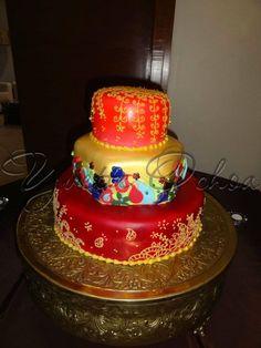 Pastel XV años en Mexicali F#1.297 / Sweet 16 cake