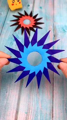 Diy Crafts Hacks, Diy Crafts For Gifts, Diy Arts And Crafts, Creative Crafts, Hobbies And Crafts, Paper Folding Crafts, Cool Paper Crafts, Paper Crafts Origami, Fun Crafts