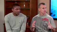 """Billy Donovan and Bradley Beal ~  Monumental Network Blogs & Washington Wizards Blog, """"He May Be the Best Player I've Ever Coached."""""""