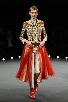 アンダーカバー 2016年春夏コレクション - ピエロが欺くロックンロール・サーカス - 写真99 | ファッションニュース - ファッションプレス