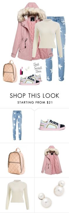 """""""Say Cheese!"""" by humblechick1 on Polyvore featuring STELLA McCARTNEY, Sophia Webster, Auden, MAC Cosmetics, women's clothing, women's fashion, women, female, woman and misses"""