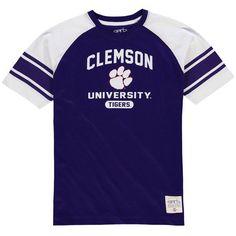 Clemson Tigers Youth Hayden Football T-Shirt - Purple - $27.99