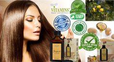 Amazon.com : Natural Hair Oil Argan Treatment - #1 BEST ON SALE Vitamins Hair Premium Luxury Moroccan Argan Gold Series, Anti Aging, Sulfate Free, Alcohol Free Hair Products for Women & Men - Certified Cold Pressed Argan Nut Oil as part of an Exclusive Essential Oils Blend Herbal Extracts to Effectively Protect, Nourish and Obtain Hair Shine, in a Fancy Decorated Mother's Day Gift Box (3.4 oz / 100 ml) - GUARANTEED to Make Your Hair Look & Feel Much Better Or 100% of Your Money Back…
