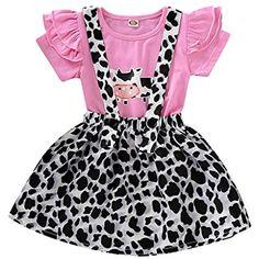 Denim Rock Für 2.. WunderschöNen Neue Lolita Stil Kinder Kleidung Baby Mädchen Lange ärmeln Schwarz Gestreiften T-shirt 9 Jahre Kleidung Set