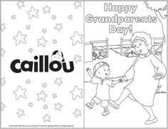 Happy Grandparents Day! – Printable Greeting Card 3