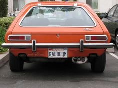 Ford Pinto, well not so cool, but I drove one in the mid 70's. Vapor lock was a big issue in the summer.
