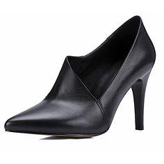 Herrer Tøfler & Slip ons Komfort Lysende såler Formelle sko
