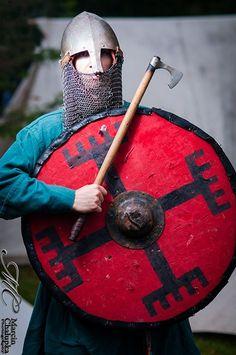 Slavic Warrior by Marcin Chałupka https://www.facebook.com/MarcinChalupkaPhotography