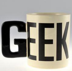 E a caneca para os geeks assumidíssimos. | 38 itens de cozinha que todo nerd vai…