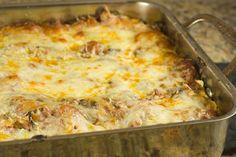Mushroom, Beef and Sausage Lasagna #recipe via Macheesmo http://www.yummly.com/recipe/Mushroom_-Beef_-and-Sausage-Lasagna-1190037
