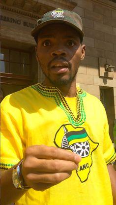 mcebodlamini #revolutionary #activist #feesmustfall #southafrica #freequalityeducation