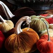 In the home... - Gallery - Velvet Pumpkins by Hot Skwash