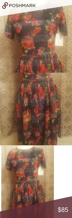 LuLaRoe Amelia Dress The Amelia dress' stretchy knit fabric is comfortable enough to let you wear the dress all day, while having the structure and tailoring that make it sophisticated enough for the office or a fancy night out. The dress features handset box pleats, giving the dress a  flowing, full skirt. And before we forget the best part, this dress also has hidden pockets! This dress is everything a girl needs. LuLaRoe Dresses Midi