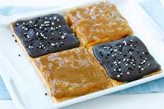 Tuuloman torttu 20 Min, No Bake Desserts, Baking, Sweet, Food, Candy, Bakken, Essen, Meals
