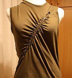 Oxygen.ie - T-Shirt Braiding