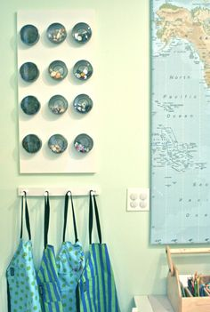 Creating playful learning spaces for children in homes or classrooms with limited space