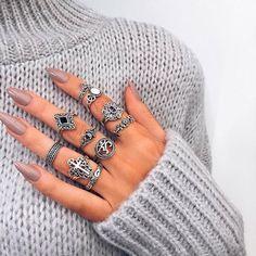 A maneira mais prática de fazer as unhas