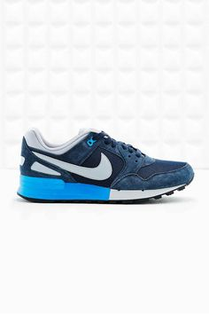 Nike Air Pegasus 89 Trainers in Blue