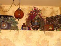 Adorning a Pot Shelf & 19 best pot shelf ideas images on Pinterest | Open shelving Planks ...