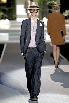 одежда в стиле денди для женщин