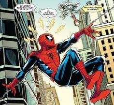 Spidey Sense in Spider-Man/Deadpool #6