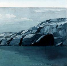 Anne Kimiläinen, 30x30cm, watercolour, 2019