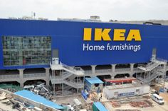 After years of waiting, Ikea is finally taking on India, one of the world's biggest markets. Best Ikea, Ikea Home, Good Find, Custom Closets, Image House, Home Furnishings, Good Things, Brown Things, World's Biggest