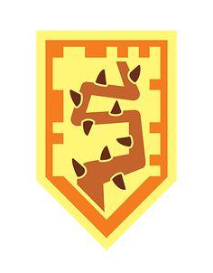 LEGO Nexo Knights schild (shield) scannen - Ripping Thorns - No one can escape! Buy Lego Nexo Knights on: