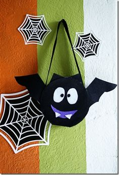 Trick or Treat Bags with Tutorial + Pattern + Giveaway! | better together