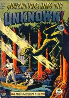 Adventures Into the Unknown 5