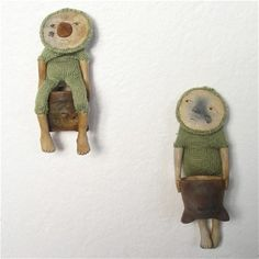 Look over there by Kate Fitzharris, NZ ceramic artist