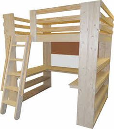 1000 images about what is a loft bed on pinterest loft. Black Bedroom Furniture Sets. Home Design Ideas