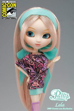 Jun Planning USA: LaLa Pullip Doll - Raving Toy Maniac - The Latest News and Pictures from the World of Toys Cute Baby Dolls, Cute Babies, Poppy Parker, Digital Art Girl, Pretty Dolls, Princesas Disney, Ball Jointed Dolls, Blythe Dolls, Hello Kitty