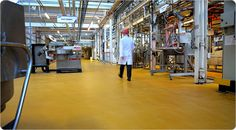 EP Floors Corp., is a renowned #flooring #food #industry consultant. We are leader in installation of #food and #beverage processing #floors. For free consultation, call (800) 808-7773.