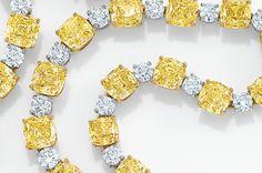Tiffany Diamond Necklaces